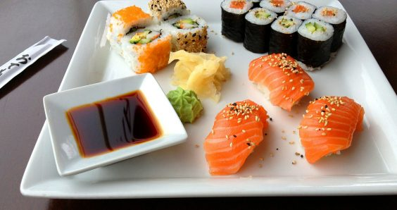 Nearly half of sushi delivery services fail to meet hygiene standards
