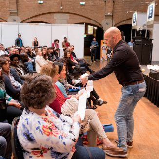 Get ready for the 15th 'I am not a tourist' expat fair in Amsterdam