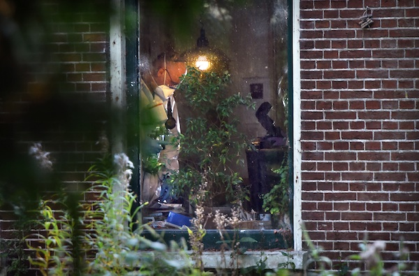 Boy, 14, admits killing parents with knife in Frisian village