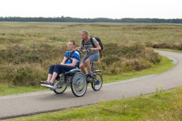 Blog Watching: making the most of cycling in Holland – with a disability