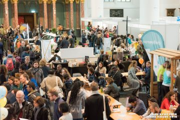 Get to grips with living in the Netherlands at the IamExpat Fair in The Hague