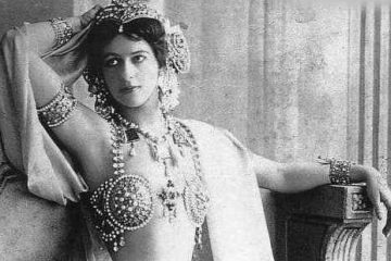 Mata Hari and Margaretha Zelle return to Friesland in new show