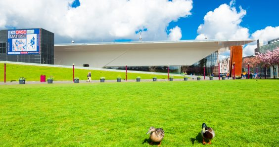 Stedelijk Museum director quits over private business interests