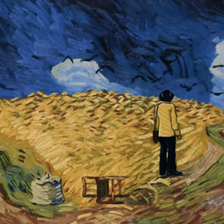 New film brings Van Gogh's brush strokes to life with vivid animation