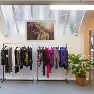 Check me out: the library where you can borrow clothes instead of books