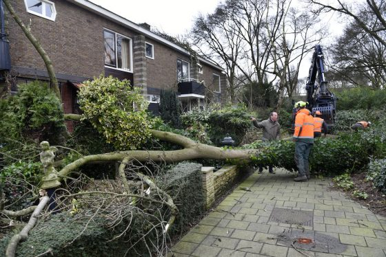 Death toll increases as storm batters Europe and US