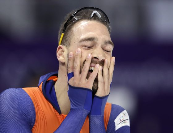 Olympics: Oda beats hero Davis, Nuis wins men's speed skating 1000