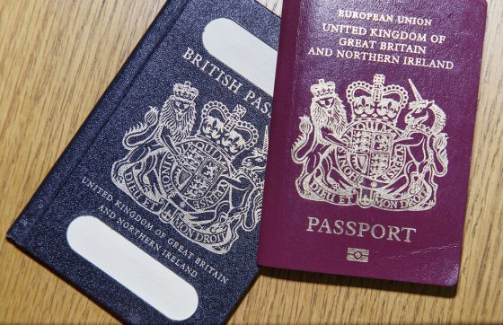 Britain won't make its new Brexit passports. Guess who will?