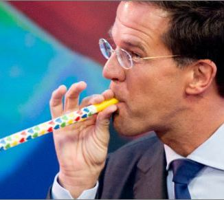 Ten things you didn't know about prime minister Mark Rutte