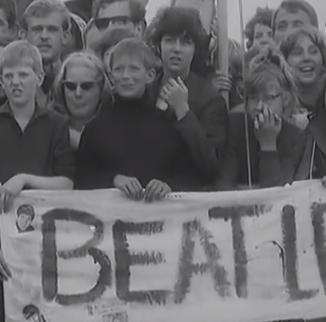 Dutch Beatlemania 50 years on