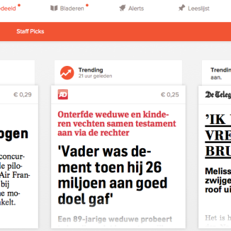 The Dutch tech whiz who could save journalism
