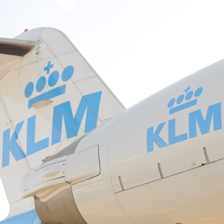 KLM business class passengers get miniature houses filled with GIN