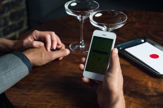 smart phone uber