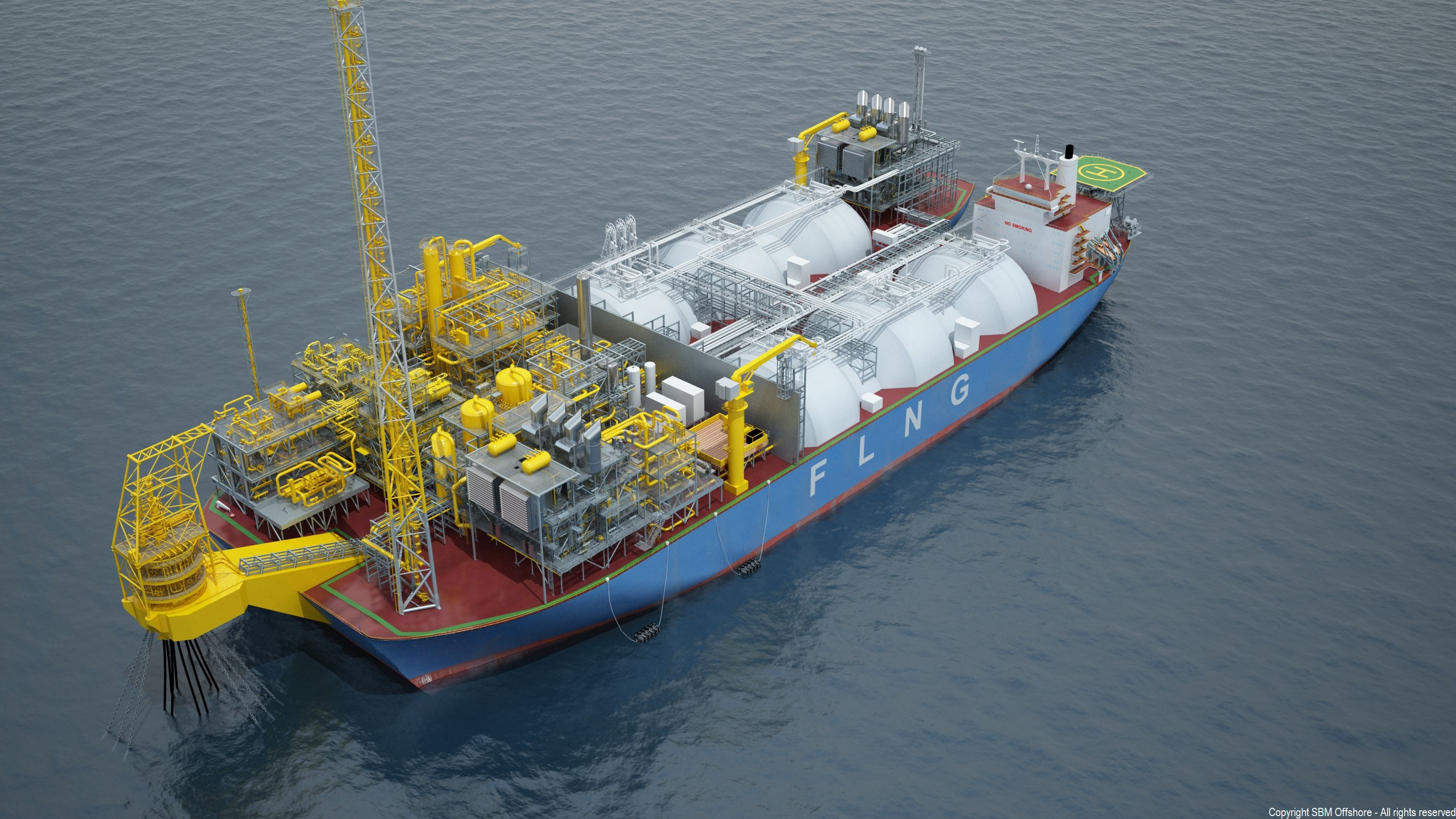 SBM Offshore to pay $240m in out of court deal on bribery