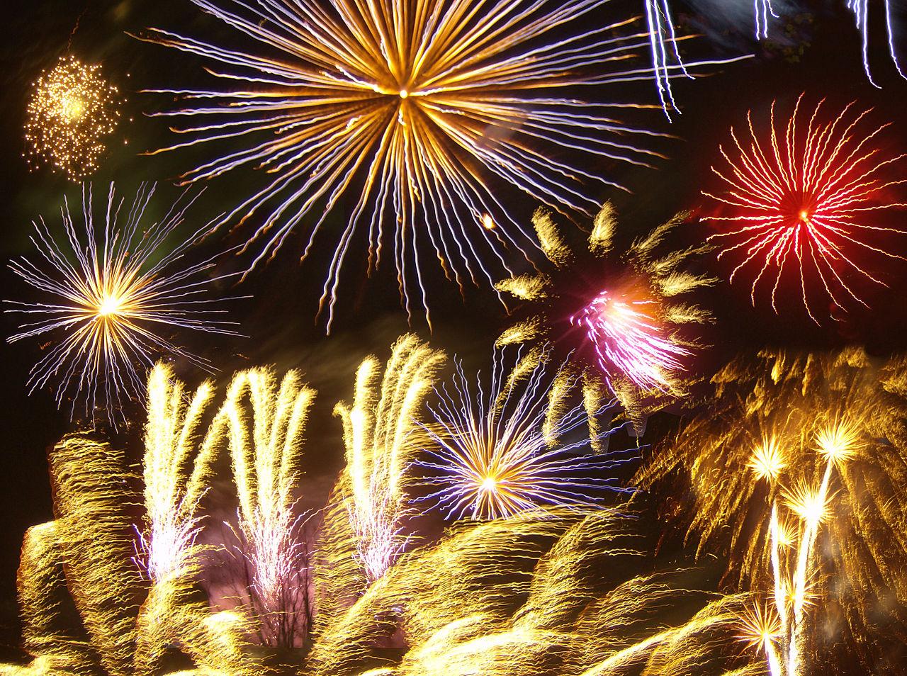 Best ways to celebrate New Year