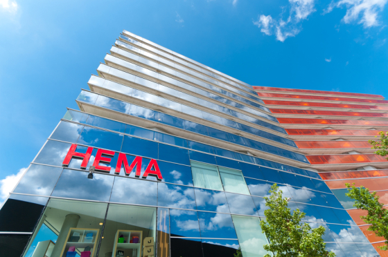 Store revamp as Dutch high street staple Hema is readied for sale