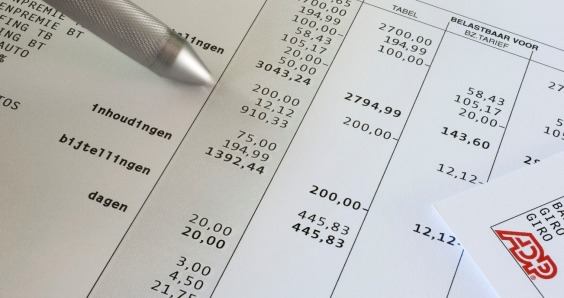 Dutch salaries cost employers an average of €38.40 an hour