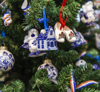 Celebrate in your home from home: How to go Dutch at Christmas