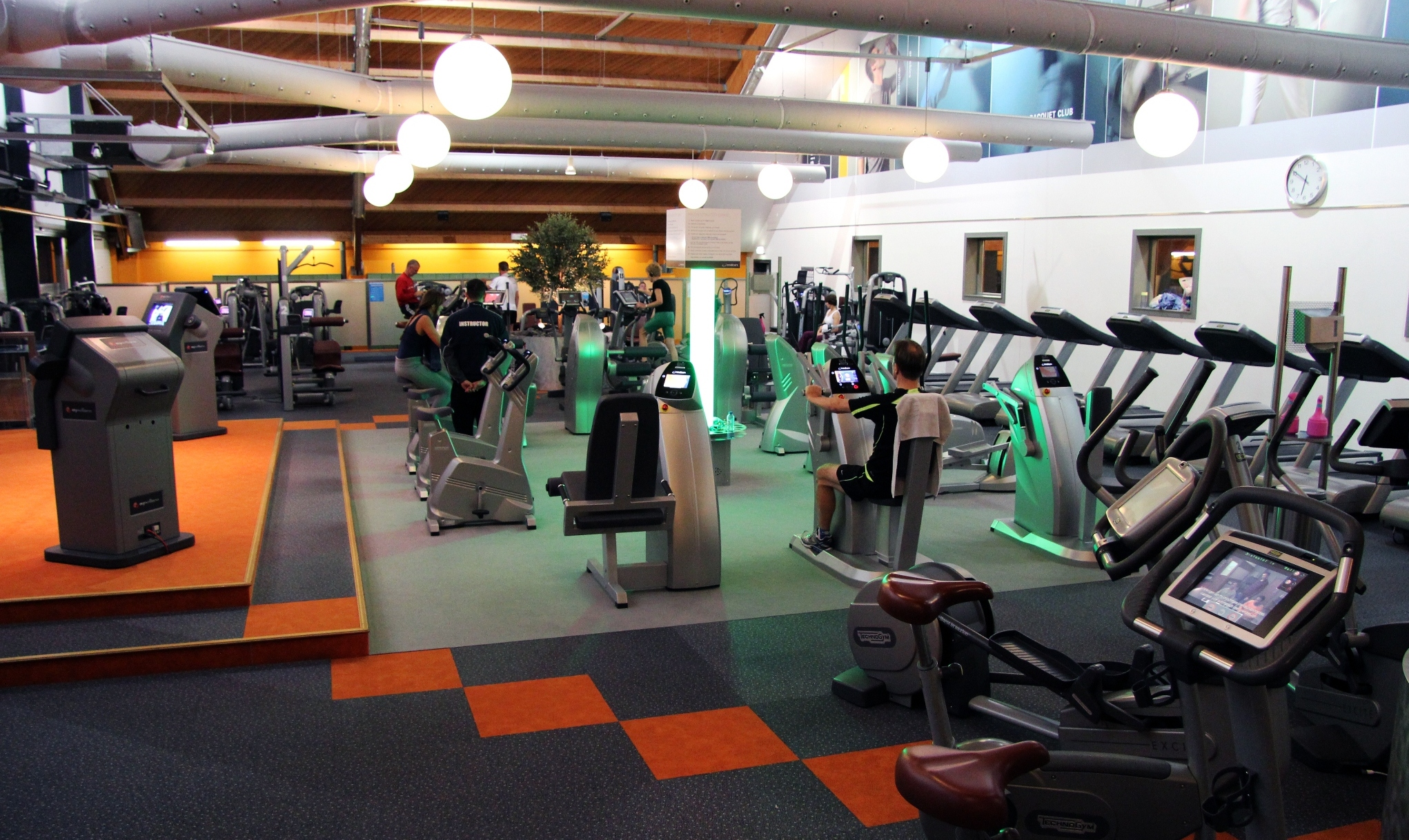 fitness room westvliet