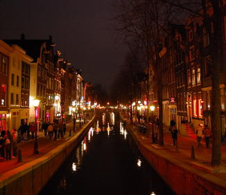 Amsterdam's sex workers: the unlikely victims of gentrification