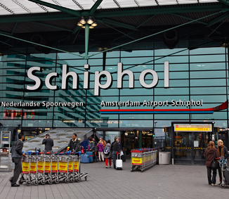 Video: how Schiphol airport has grown over 100 years