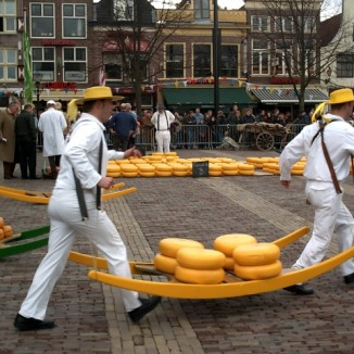Ten Dutch cheeses