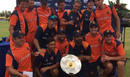 Dutch cricket team