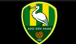 ADO Den Haag club bage.