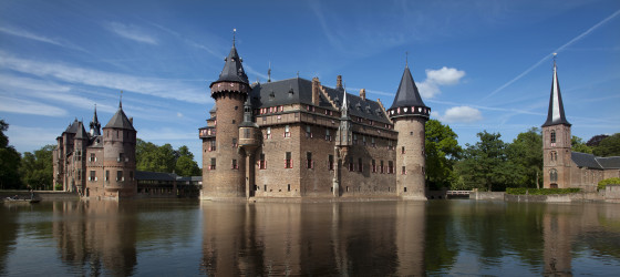 Kasteel De Haar Haarzuilens Foto Olaf Kraak The Netherlands Has Some 300 Castles