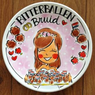 Bitterballen Bruid