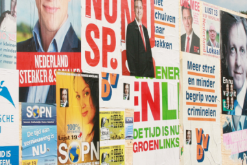 The election looms, so here are the main Dutch political parties