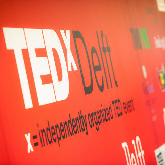 Let's make things beta at TEDxDelft