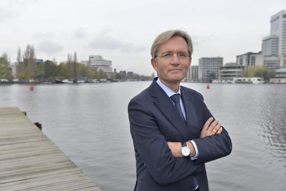 Gerhard van den Top. Photo Ron Offermans