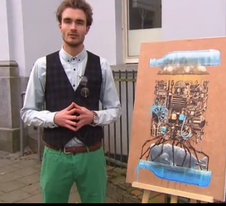 Video: Dutch pranksters show Ikea art to art experts