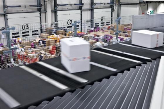 PostNL parcel delivery