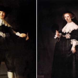 Wrangle over Rembrandt wedding paintings has no winners