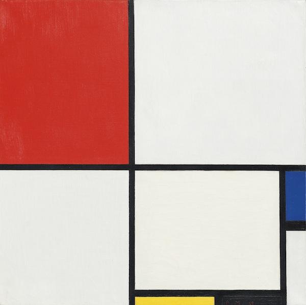 Mondrian Composition III