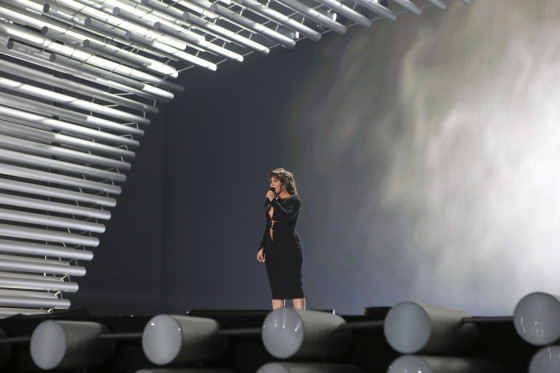Trijntje at Eurovision