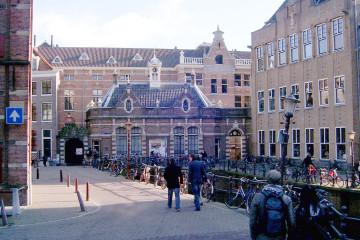University of Amsterdam buildings