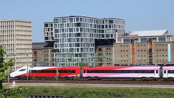 A Fyra train. Photo: Husky via Wikimedia Commons