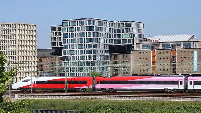 fyra train