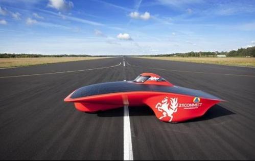 solar car Twente