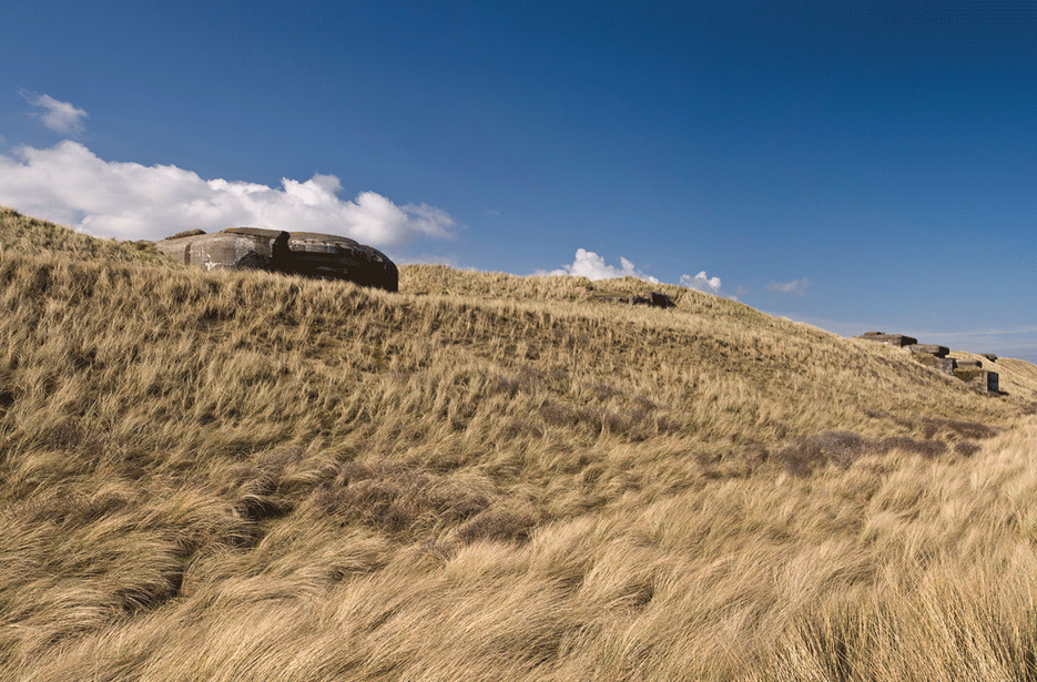 Bunker on Dutch coast