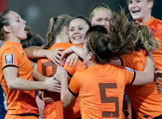 Football clubs don't see a 'championship effect' from women's Europe win