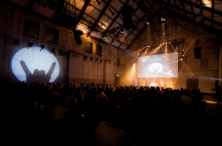 Rockstart is one of the city's leading start-up hubs. Photo Rockstart.nl