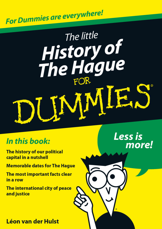 The Little History of The Hague for Dummies_117x165