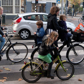 How to plan a cycling city: university summer school course is a big draw