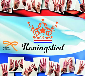 koningslied song for a king