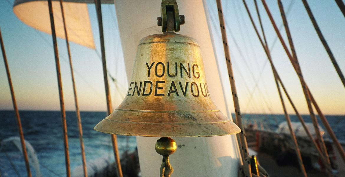 sail young endeavour