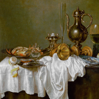 Crab for breakfast? 10 facts about a Dutch still life featuring food